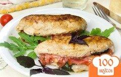 Фото рецепта: «Курица с базиликом»
