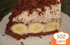 """Фото рецепта: «Торт """"Норка крота""""»"""