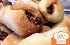 Фото рецепта: «Пирожки с клюквой»