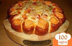 Фото рецепта: «Красивый рыбный пирог»