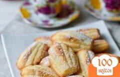Фото рецепта: «Ванильное печенье»
