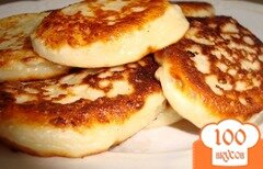 Фото рецепта: «Сырники на кефире»