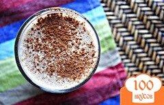 Фото рецепта: «Самый вкусный молочный коктейль»