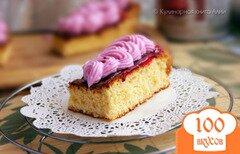 "Фото рецепта: «Тортик на завтрак ""5 ложек""»"