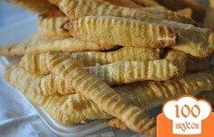 Фото рецепта: «Сырные палочки»