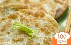 Фото рецепта: «Китайские лепешки»
