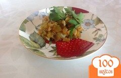 Фото рецепта: «Домашняя кабачковая икра»