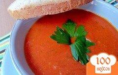 Фото рецепта: «Густой томатный суп»