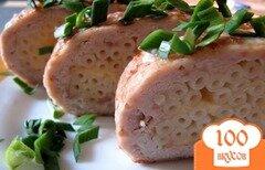 Фото рецепта: «Запеканка мясная с макаронами»
