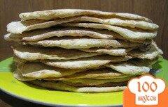 Фото рецепта: «Лепёшки на кефире»