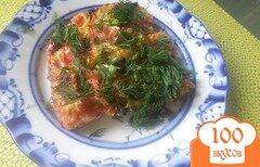 Фото рецепта: «Омлет в духовке с мукой»