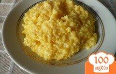 Фото рецепта: «Кукурузная каша в мультиварке»