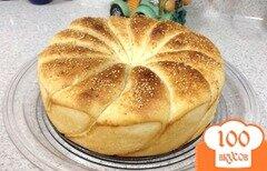 Фото рецепта: «Сербский хлеб»