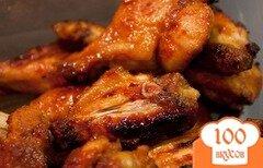 Фото рецепта: «Куриные крылышки в соевом соусе»