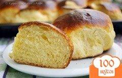 Фото рецепта: «Ванильные булочки»