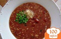 Фото рецепта: «Суп шоколадный из фасоли»