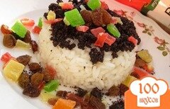 Фото рецепта: «Кутья с рисом и изюмом»