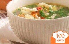 Фото рецепта: «Суп с клёцками без мяса»