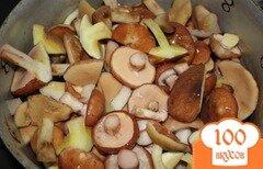 Фото рецепта: «Запеченные маслята»