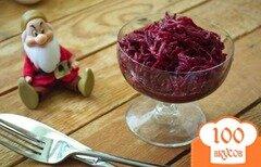 Фото рецепта: «Маринованная свекла»