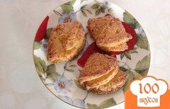 Фото рецепта: «Сахарное творожное печенье»