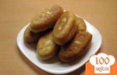 Фото рецепта: «Пирожки с рисом и рыбой»