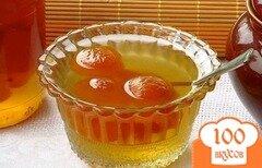 Фото рецепта: «Варенье из абрикосов с косточками»