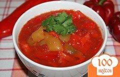 Фото рецепта: «Лечо по-болгарски»