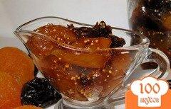 Фото рецепта: «Варенье из сухофруктов в мультиварке»