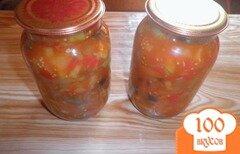 Фото рецепта: «Салат на зиму Щедрое лето»