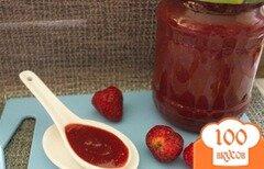 Фото рецепта: «Клубнично-цитрусовый джем»