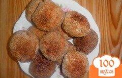 Фото рецепта: «Печеночные котлеты в духовке»