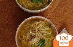 Фото рецепта: «Куриный суп»