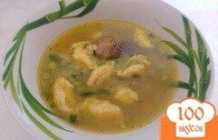 Фото рецепта: «Суп с клецками»
