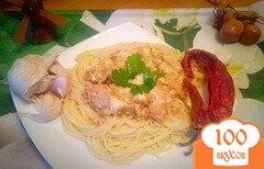 Фото рецепта: «Спагетти карбонара»