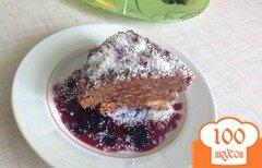 Фото рецепта: «Ореховый торт без выпечки»