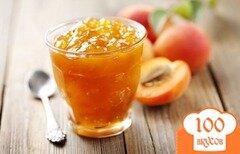 Фото рецепта: «Варенье из персиков без закатки»