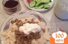 Фото рецепта: «Хынкаль по Азербайджански»