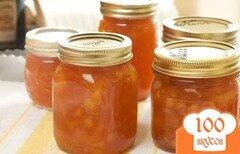 Фото рецепта: «Варенье из персиков в аэрогриле»