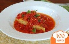 Фото рецепта: «Полента с помидорами»