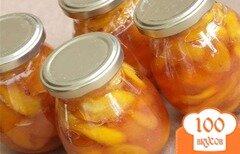 Фото рецепта: «Варенье из персиков без сиропа»