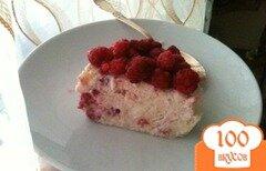 Фото рецепта: «десерт творожный»