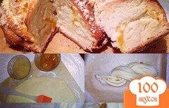 Фото рецепта: «булочка домашняя»