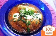 Фото рецепта: «Голубцы из пекинской капусты»