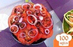 Фото рецепта: «Закуска из помидор»