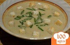 Фото рецепта: «Грибной суп пюре в мультиварке»