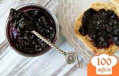 Фото рецепта: «Варенье из черники без воды»