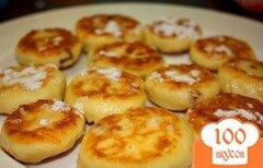 Фото рецепта: «Сырники без яиц»