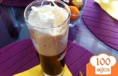 Фото рецепта: «Кофе - гляссе»