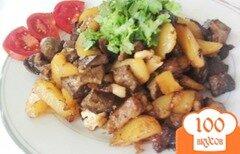 Фото рецепта: «Кавказский Джыз-быз»